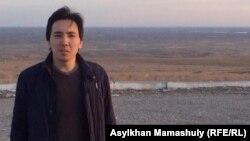 Эксперт по внешней политике Института мировой экономики и политики в Алматы Жумабек Сарабеков.
