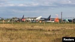 Novofedorovka aerodromu
