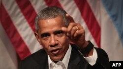 Bivši predsjednik SAD Barack Obama