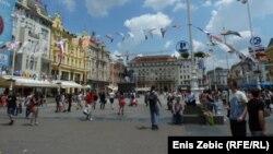 Zagreb, ilustrativna fotografija