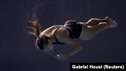 Софія Лискун – українська надія на нагороди в стрибках у воду