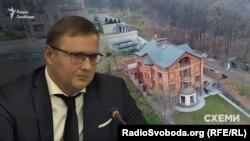 Олексій Горащенков та недобудований будинок у Києві, оформлений на його дружину
