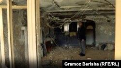 Lokali ku kishin vrarë familjen e Gramoz Berishës
