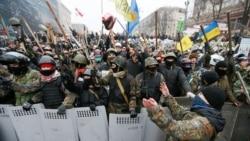Крымская стена и Революция достоинства. Интервью с Дмитрием Тымчуком