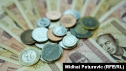Ilustracija, novčanice konvertibilne marke