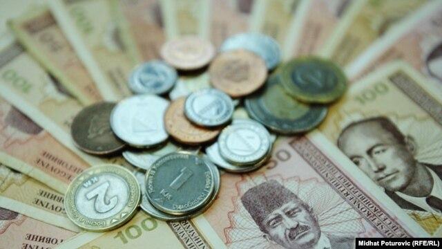 Novčanice konvertibilne marke, ilustracija