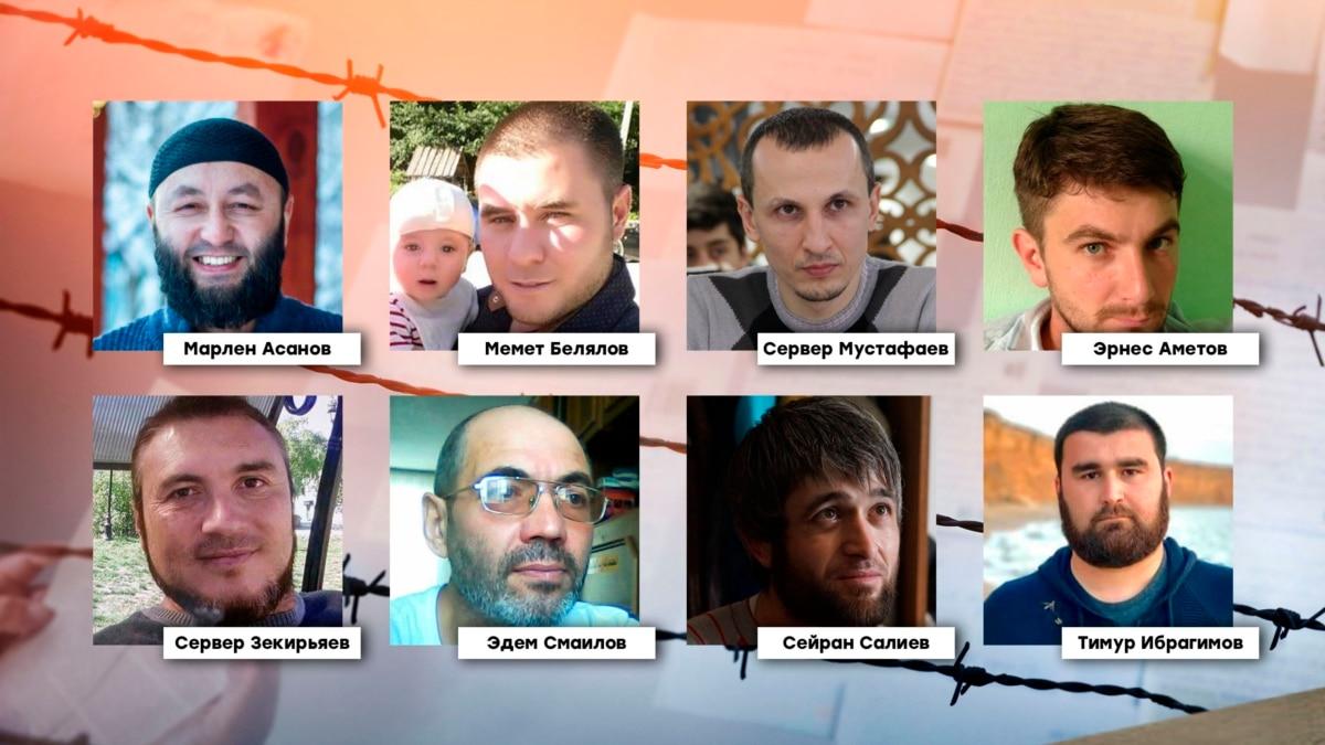 Вторая бахчисарайская «дело Хизб-ут-Тахрир»: 7 фигурантов из 8 оставили под арестом
