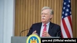 جان بولتون مشاور پیشین امنیت ملی امریکا