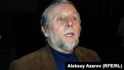 Кинорежиссер Александр Головинский. Алматы, 19 марта 2010 года