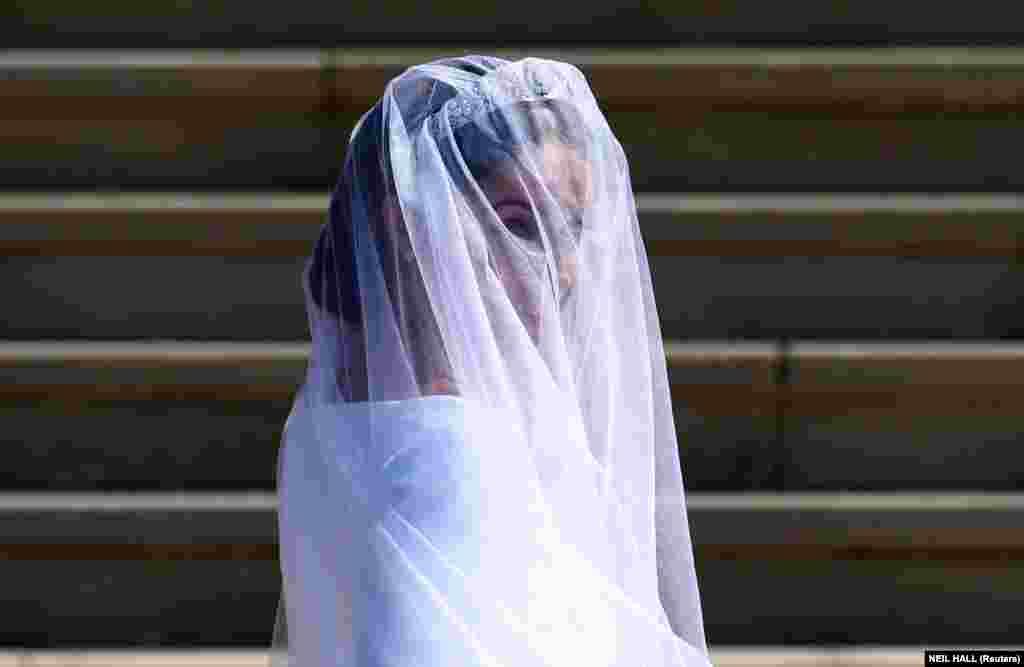 Супруга британского принца Меган Маркл, актриса, герцогиня Сассексская