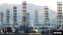 Тажикстандагы алюминий компаниясы. 3-июль, 2008-жыл.