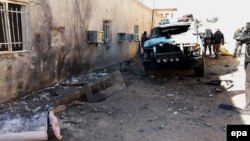 Жардыруу Багдаддын Аль-Обайди шаарында болду.