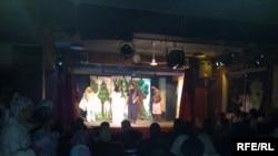 مسرحية من مهرجان الموصل