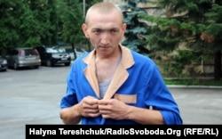 Солдат В'ячеслав Явний