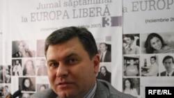 Исполнительный директор Ассоциации по внешней политике Республики Молдова, Виктор Кирилэ