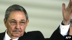 Presidenti kuban, Raul Kastro.