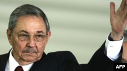 Cuban President Raul Castro Cuba (pictured) drew international condemnation when another imprisoned dissident died in February 2010 after an 85-day hunger strike.