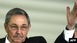Cuban President Raul Castro came to power in 2008.