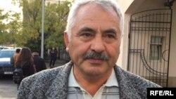 Bloqqer Mehman Hüseynovun atası Rafiq Hüseynov