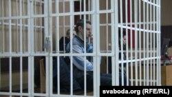 Суд над Іванам Барбашынскім. 16 лістапада 2016 году