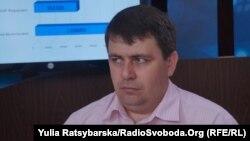 Координатор спостереження «Опори» в Дніпропетровській області Вадим Головченко