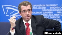 European Parliament member Frank Engel of Luxembourg.