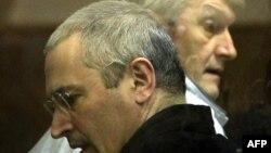 Михаил Ходорковский помилован, Платон Лебедев - остается в заключении