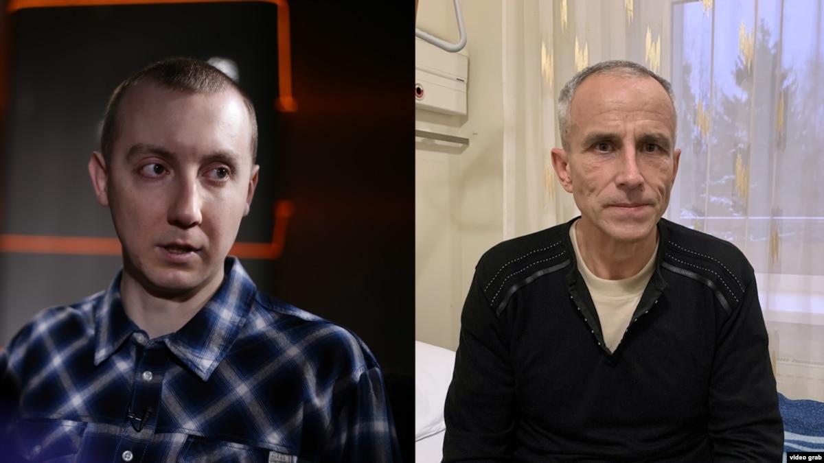 Released By Separatists, RFE/RL Journalists Describe Imprisonment In Eastern Ukraine