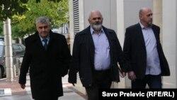 Predstavnici sidnikata pred sastanak sa premijerom