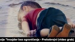 Ajlan Kurdi, dečak koji je stradao na turskoj obali