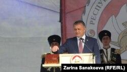 Инаугурация Анатолия Бибилова, 21 апреля 2017 года