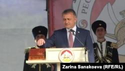 Инаугурация нового главы государства прошла на республиканском стадионе 21 апреля