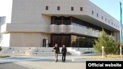 Международный казахско-турецкий университет в Туркестане.