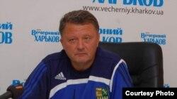 Мирон Маркевич, подавший в отставку главный тренер футбольной сборной Украины