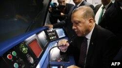 Veća ovlašćenja predsedniku: Redžep Tajip Erdogan