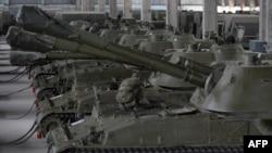 რუსეთის სამხედრო ბაზა ცხინვალში