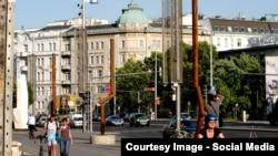 Вена, Аўстрыя. Ілюстрацыйнае фота