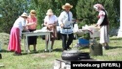 Чарнавус – шэф-кухар фэсту «Баранавіцкая вышыванка»