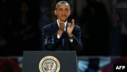 АҚШ Президенти Барак Обама.