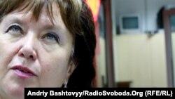 Наталія Вітренко, голова Прогресивної соціалістичної партії України