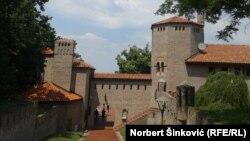 Vila u kojoj će biti održan festival u Čortanovcima