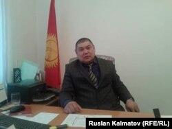 Турдалы Темирбаев.