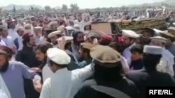 عارف وزیر په جنوبي وزیرستان کې خاورو ته وسپارل شو