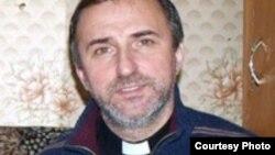 Настоятель католического прихода в Кирове отец Григорий Зволиньский