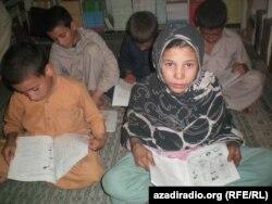 Jedna od škola u Afganistanu