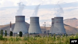 Armenia -- The Metsamor power plant, 26Sep2010