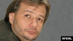 Russia -- Andrei Shary (Sharyi, Shariy) portrait