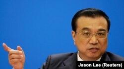 Кинескиот премиер Ли Киџијанг