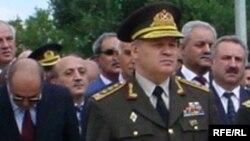Азербеџанскиот министер за одбрана Сафар Абиев