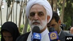 غلامحسین محسنی اژهای، دادستان کل کشور